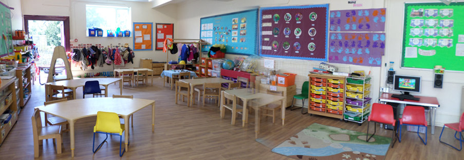 Day Nursery Activity Area