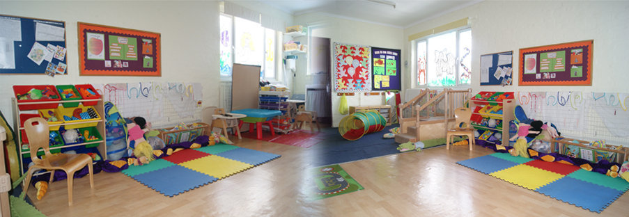 Day Nursery Playing Area